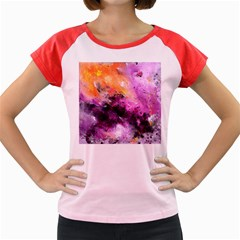Nebula Women s Cap Sleeve T-Shirt