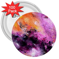 Nebula 3  Buttons (100 Pack)