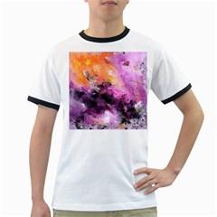 Nebula Ringer T-Shirts