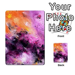 Nebula Multi Purpose Cards (rectangle)