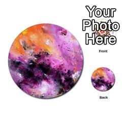 Nebula Multi-purpose Cards (Round)