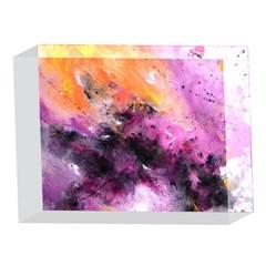 Nebula 5 x 7  Acrylic Photo Blocks