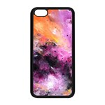 Nebula Apple iPhone 5C Seamless Case (Black) Front