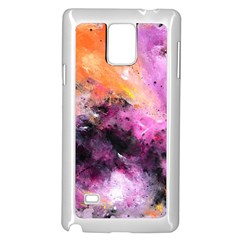 Nebula Samsung Galaxy Note 4 Case (White)