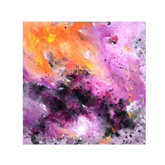Nebula Small Satin Scarf (square)