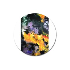 Space Odessy Magnet 3  (round)