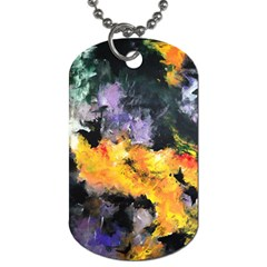 Space Odessy Dog Tag (two Sides)