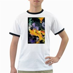 Space Odessy Ringer T-Shirts
