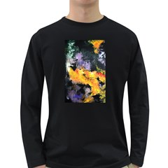 Space Odessy Long Sleeve Dark T Shirts