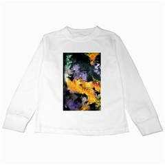 Space Odessy Kids Long Sleeve T-Shirts
