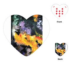 Space Odessy Playing Cards (heart)