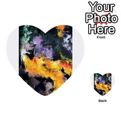 Space Odessy Multi-purpose Cards (Heart)