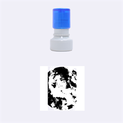 Space Odessy Rubber Round Stamps (small)
