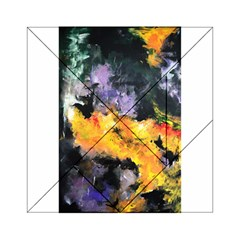 Space Odessy Acrylic Tangram Puzzle (6  x 6 )