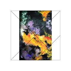 Space Odessy Acrylic Tangram Puzzle (4  x 4 )