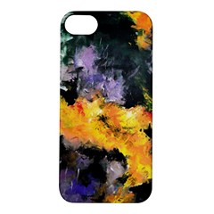Space Odessy Apple Iphone 5s Hardshell Case