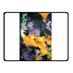 Space Odessy Double Sided Fleece Blanket (Small)
