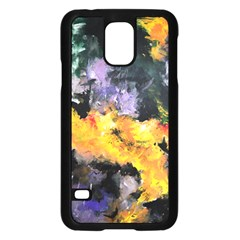 Space Odessy Samsung Galaxy S5 Case (Black)