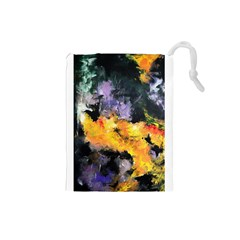 Space Odessy Drawstring Pouches (small)