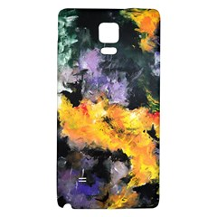 Space Odessy Galaxy Note 4 Back Case