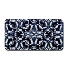 Futuristic Geometric Print  Medium Bar Mats