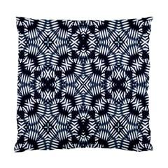 Futuristic Geometric Print  Standard Cushion Cases (two Sides)
