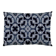 Futuristic Geometric Print  Pillow Cases