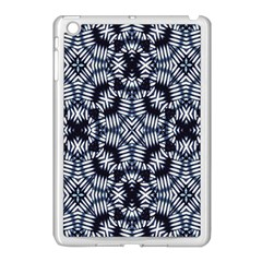 Futuristic Geometric Print  Apple Ipad Mini Case (white)
