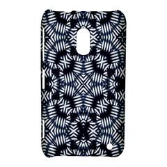 Futuristic Geometric Print  Nokia Lumia 620