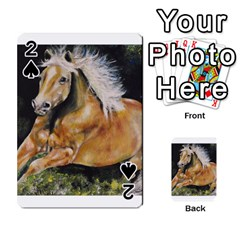 Mustang Playing Cards 54 Designs
