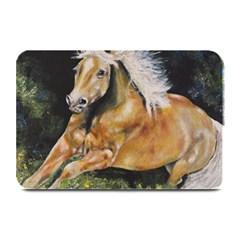 Mustang Plate Mats