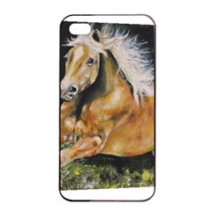 Mustang Apple iPhone 4/4s Seamless Case (Black)