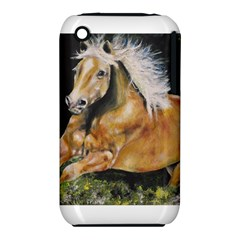 Mustang Apple Iphone 3g/3gs Hardshell Case (pc+silicone)
