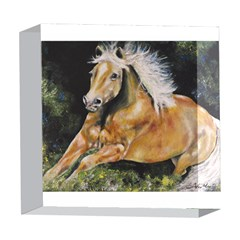 Mustang 5  x 5  Acrylic Photo Blocks