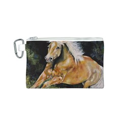 Mustang Canvas Cosmetic Bag (S)
