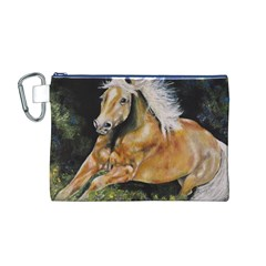 Mustang Canvas Cosmetic Bag (M)