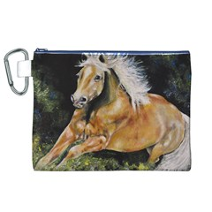 Mustang Canvas Cosmetic Bag (XL)