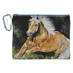 Mustang Canvas Cosmetic Bag (XXL)