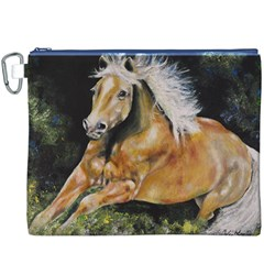 Mustang Canvas Cosmetic Bag (XXXL)