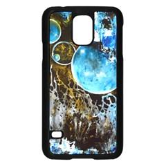 Space Horses Samsung Galaxy S5 Case (Black)