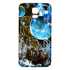 Space Horses Samsung Galaxy S5 Back Case (white)