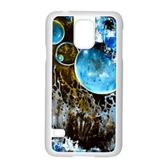 Space Horses Samsung Galaxy S5 Case (white)
