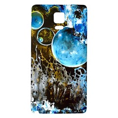 Space Horses Galaxy Note 4 Back Case