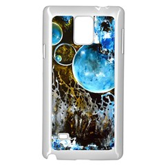 Space Horses Samsung Galaxy Note 4 Case (White)