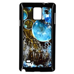 Space Horses Samsung Galaxy Note 4 Case (Black)
