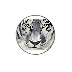 The Eye Of The Tiger Hat Clip Ball Marker