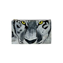 The Eye Of The Tiger Cosmetic Bag (small)