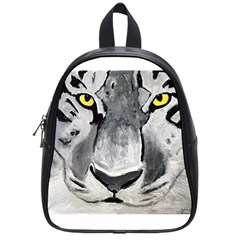 The Eye Of The Tiger School Bags (small)