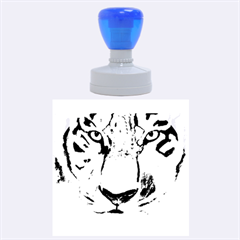 The Eye Of The Tiger Rubber Round Stamps (Large)