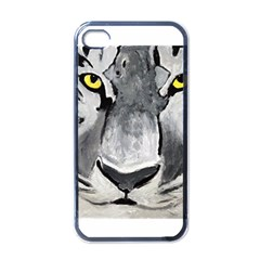 The Eye Of The Tiger Apple Iphone 4 Case (black)
